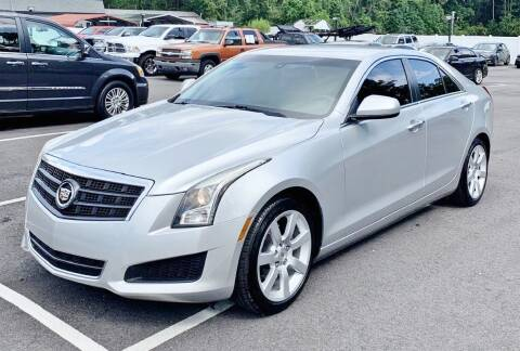 2013 Cadillac ATS for sale at Weaver Motorsports Inc in Cary NC