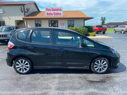 2013 Honda Fit for sale at Pro Source Auto Sales in Otterbein IN