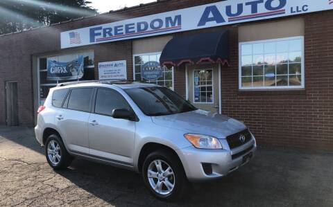 2012 Toyota RAV4 for sale at FREEDOM AUTO LLC in Wilkesboro NC
