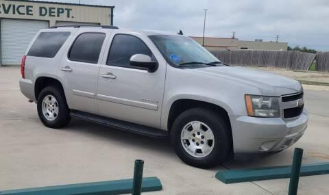 2008 Chevrolet Tahoe for sale at Budget Motors in Aransas Pass TX