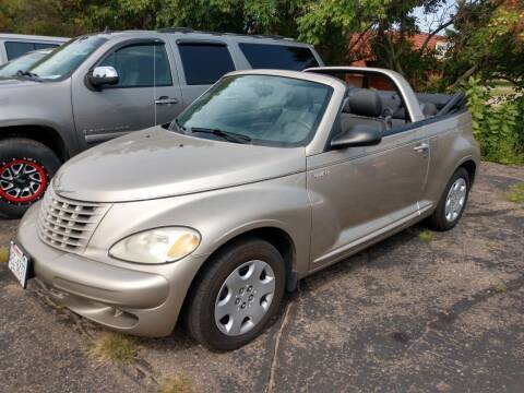 2005 Chrysler PT Cruiser for sale at Paulson Auto Sales in Chippewa Falls WI