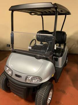 2021 EZGO RXV 2 Passenger Elite for sale at ADVENTURE GOLF CARS in Southlake TX