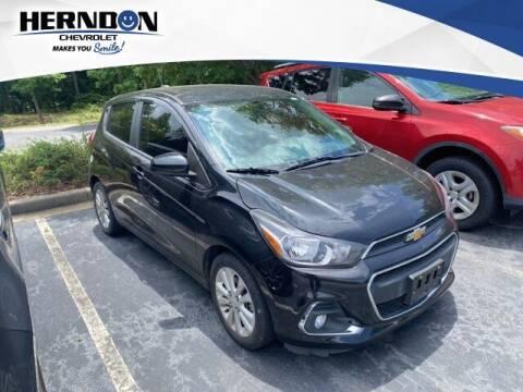 2016 Chevrolet Spark for sale at Herndon Chevrolet in Lexington SC