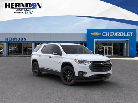 2020 Chevrolet Traverse for sale at Herndon Chevrolet in Lexington SC