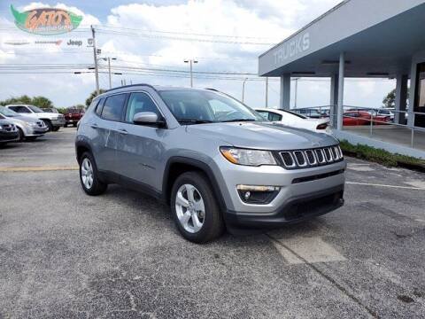 2021 Jeep Compass for sale at GATOR'S IMPORT SUPERSTORE in Melbourne FL