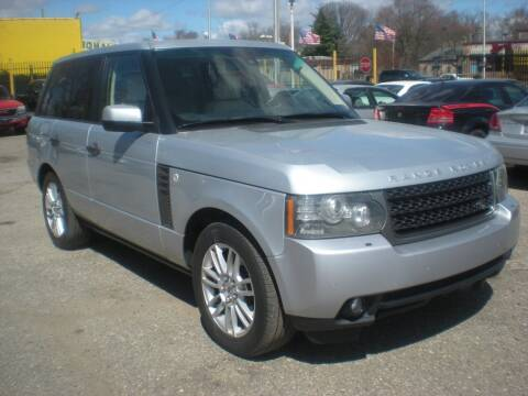 2011 Land Rover Range Rover for sale at Automotive Center in Detroit MI