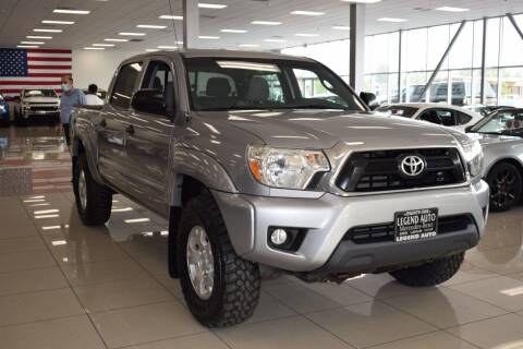 2015 Toyota Tacoma for sale at Legend Auto in Sacramento CA