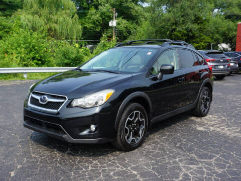 2014 Subaru XV Crosstrek for sale at Tom Roush Budget Westfield in Westfield IN