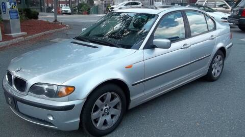 2004 BMW 3 Series for sale at Cypress Automart in Brookline MA