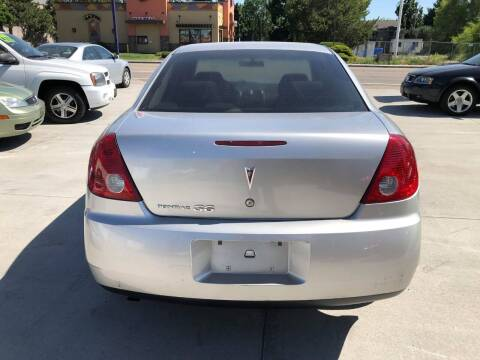 2007 Pontiac G6 for sale at Best Buy Auto in Boise ID