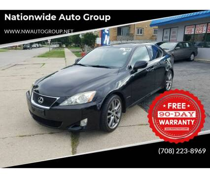 2008 Lexus IS 250 for sale at Nationwide Auto Group in Melrose Park IL