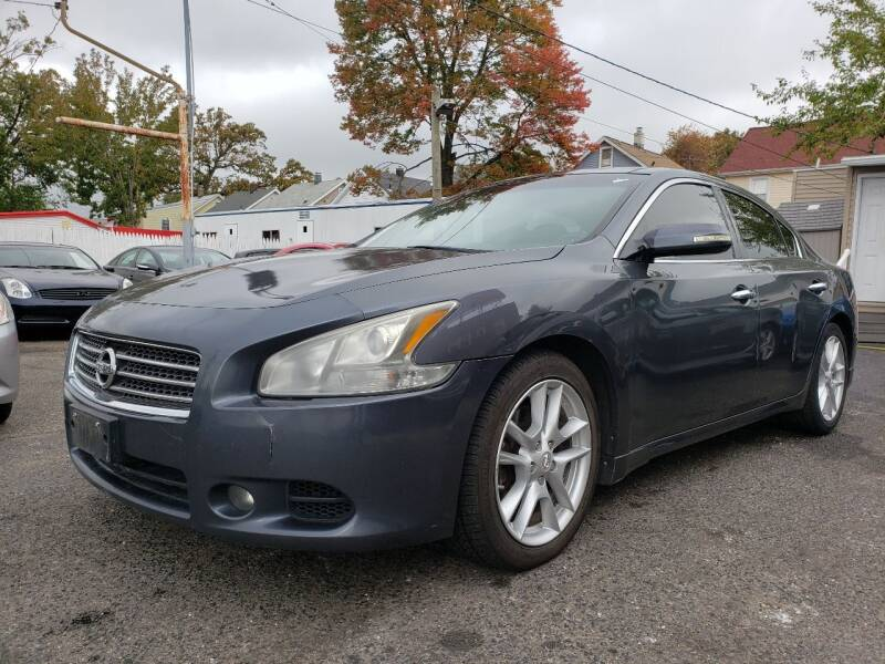 2009 Nissan Maxima for sale at Innovative Auto Group in Hasbrouck Heights NJ