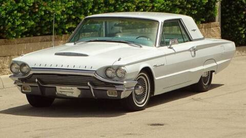 1964 Ford Thunderbird for sale at Premier Luxury Cars in Oakland Park FL