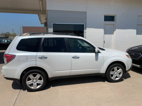 2010 Subaru Forester for sale at S & S Sports and Imports in Newton KS