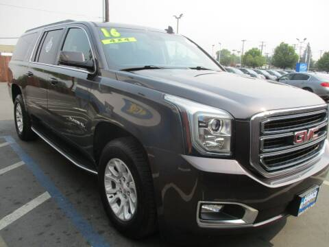 2016 GMC Yukon XL for sale at Choice Auto & Truck in Sacramento CA