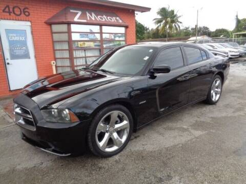 2012 Dodge Charger for sale at Z MOTORS INC in Hollywood FL