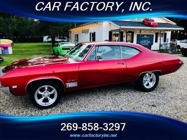 1968 Buick Skylark for sale at Car Factory Inc. in Three Rivers MI