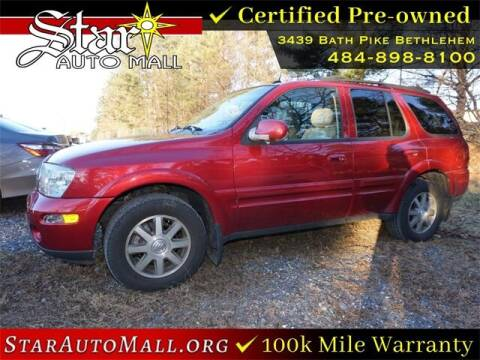 2004 Buick Rainier for sale at STAR AUTO MALL 512 in Bethlehem PA