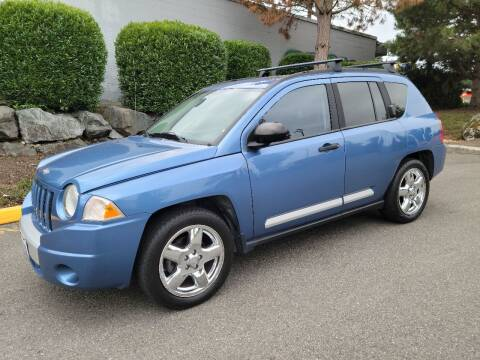 2007 Jeep Compass for sale at SS MOTORS LLC in Edmonds WA