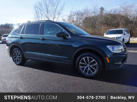 2019 Volkswagen Tiguan for sale at Stephens Auto Center of Beckley in Beckley WV