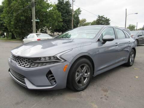 2021 Kia K5 for sale at PRESTIGE IMPORT AUTO SALES in Morrisville PA