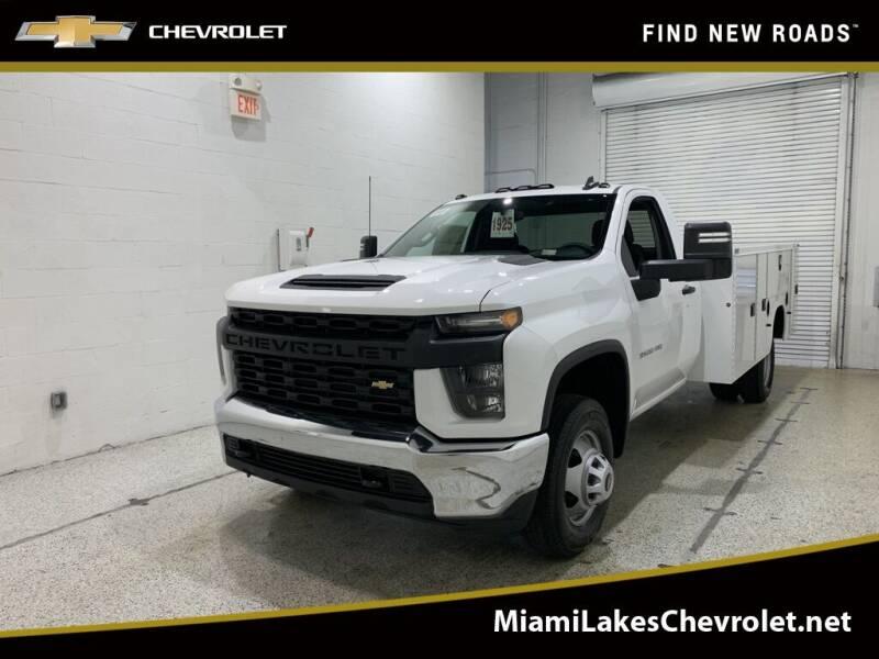 2022 Chevrolet Silverado 3500HD CC for sale in Miami, FL