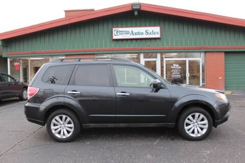 2013 Subaru Forester for sale at Gentry Auto Sales in Portage MI