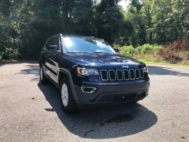 2017 Jeep Grand Cherokee for sale at 4Auto Sales, Inc. in Fredericksburg VA