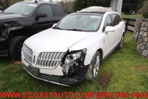 2010 Lincoln MKT for sale at East Coast Auto Source Inc. in Bedford VA