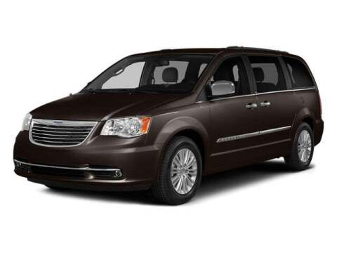 2014 Chrysler Town and Country for sale at North Olmsted Chrysler Jeep Dodge Ram in North Olmsted OH