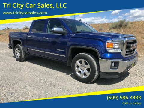 2014 GMC Sierra 1500 for sale at Tri City Car Sales, LLC in Kennewick WA
