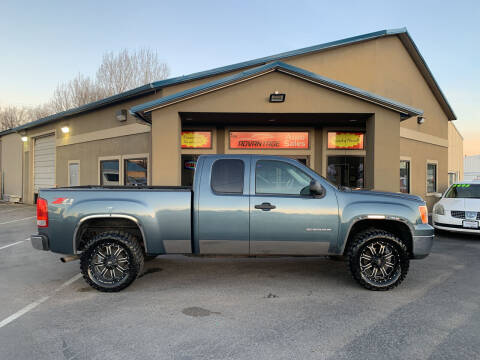 2012 GMC Sierra 1500 for sale at Advantage Auto Sales in Garden City ID
