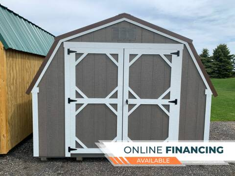 2020 DOUBLE H BUILDINGS 10X16 BARN  for sale at ADELL AUTO CENTER in Waldo WI