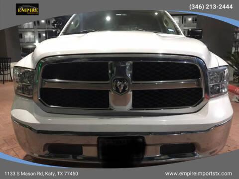 2013 RAM Ram Pickup 1500 for sale at EMPIREIMPORTSTX.COM in Katy TX