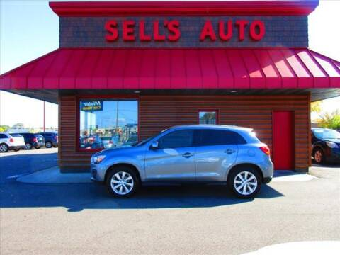 2015 Mitsubishi Outlander Sport for sale at Sells Auto INC in Saint Cloud MN