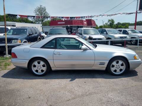 1999 Mercedes-Benz SL-Class for sale at Savior Auto in Independence MO