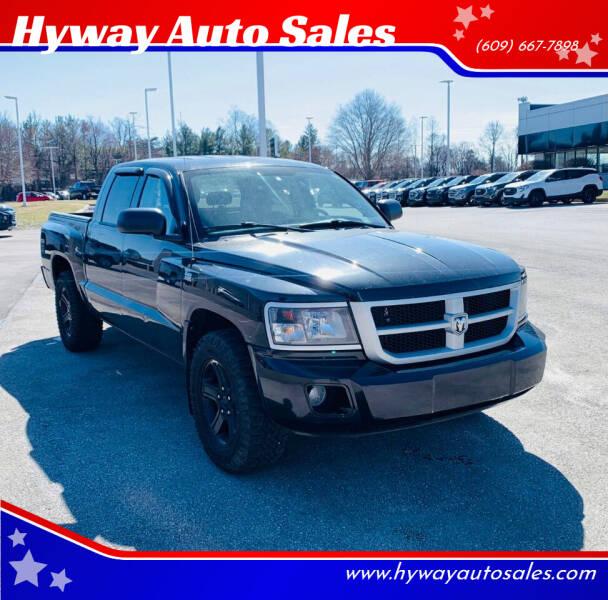 2009 Dodge Dakota for sale at Hyway Auto Sales in Lumberton NJ