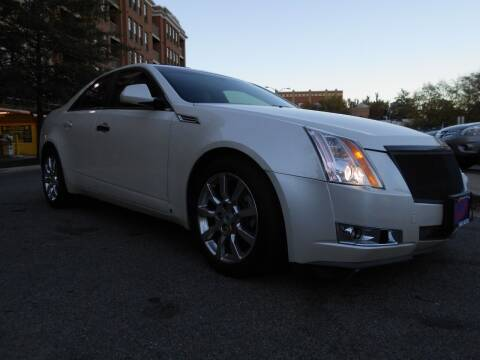 2009 Cadillac CTS for sale at H & R Auto in Arlington VA