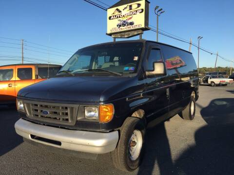 2003 Ford E-Series Cargo for sale at A & D Auto Group LLC in Carlisle PA