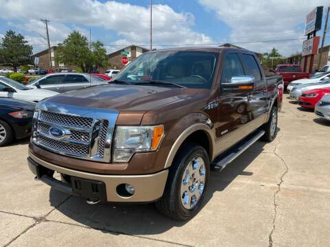 2011 Ford F-150 for sale at Car Gallery in Oklahoma City OK