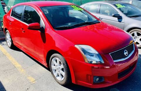 2012 Nissan Sentra for sale at RD Motors, Inc in Charlotte NC