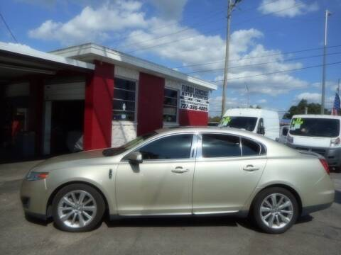 2011 Lincoln MKS for sale at Florida Suncoast Auto Brokers in Palm Harbor FL