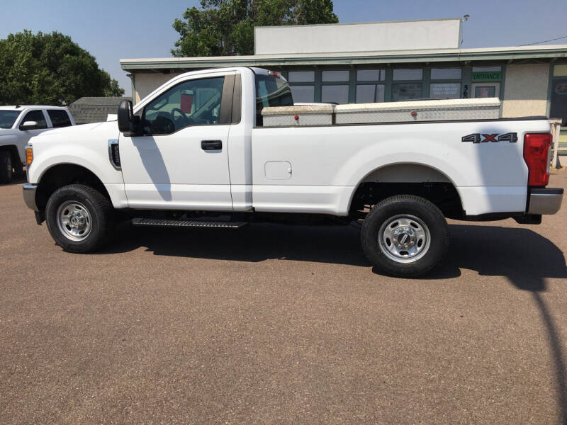 2017 Ford F-250 Super Duty for sale at A Plus Auto LLC in Great Falls MT