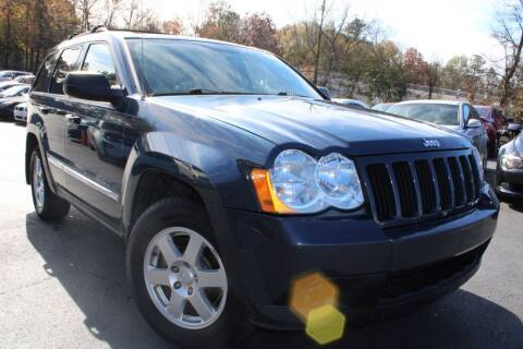 2010 Jeep Grand Cherokee for sale at Atlanta Unique Auto Sales in Norcross GA