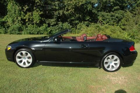 2006 BMW 6 Series for sale at Bruce H Richardson Auto Sales in Windham NH