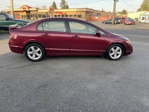 2007 Honda Civic for sale at Primo Auto Sales in Tacoma WA