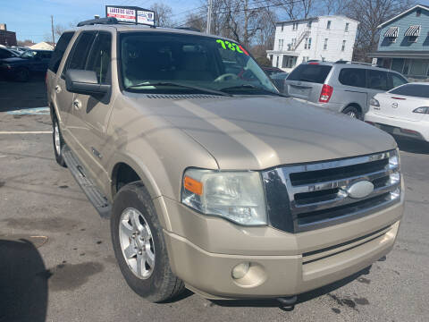 2008 Ford Expedition for sale at Roy's Auto Sales in Harrisburg PA