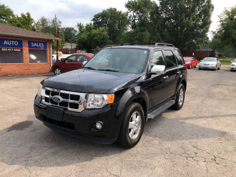 2012 Ford Escape for sale at Neals Auto Sales in Louisville KY