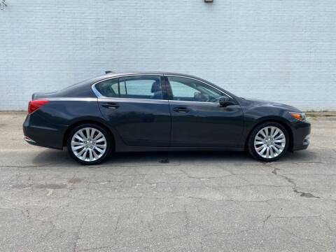 2014 Acura RLX for sale at Smart Chevrolet in Madison NC