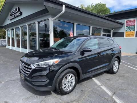 2017 Hyundai Tucson for sale at Prestige Pre - Owned Motors in New Windsor NY